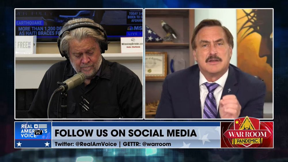War Room Pandemic with Stephen K Bannon Episode 1177 Part 3