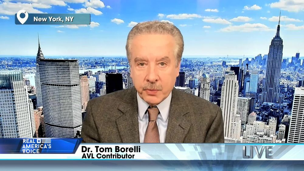 Tom Borelli Joins to Talk About The Federal Government to Ship Covid Vaccines