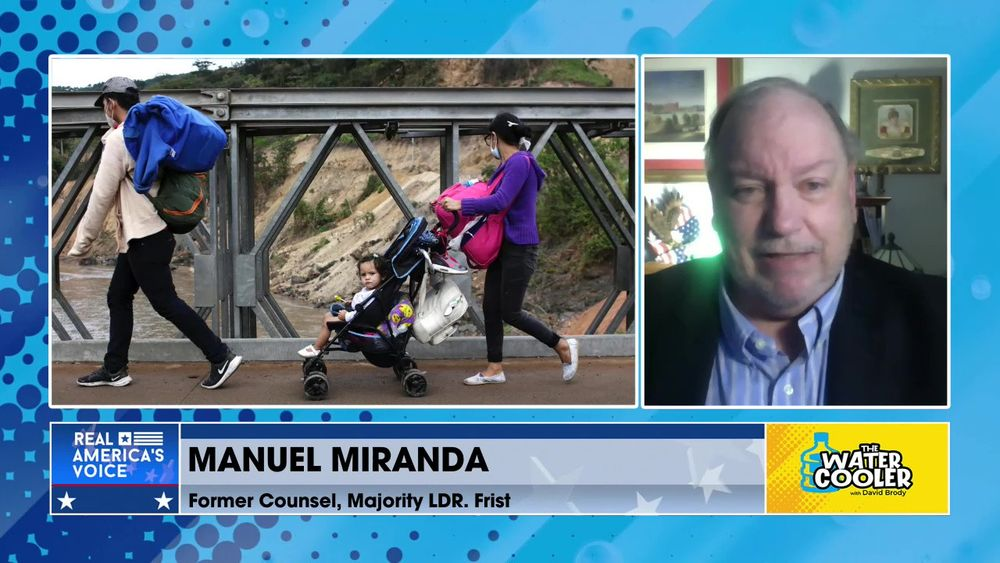 Manuel Miranda: Immigration Crisis should not come as any surprise
