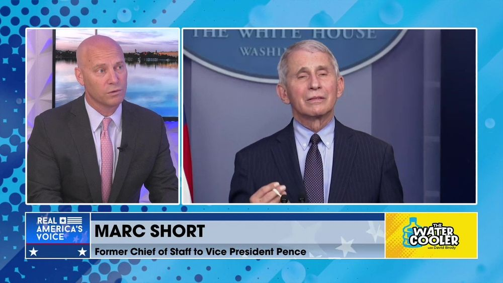 Fmr. Trump Admin Official Marc Short: Fauci Pushed Wet Market Theory in COVID Task Force Meetings
