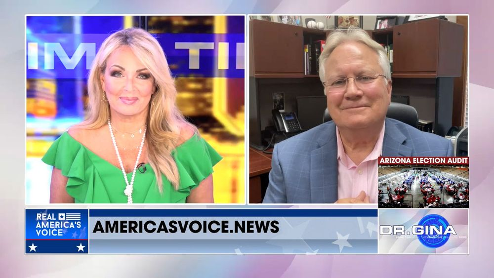 Rep. Jerry Carl and Leila Centner Join Dr. Gina Prime Time
