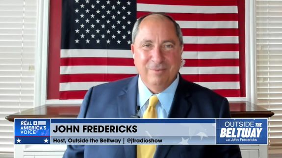 John Fredericks Discusses The Protest That Occurred Outside The Supreme Court on HR1