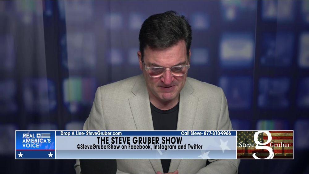 Steve Gruber Website Giveaway