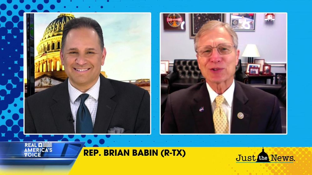 "Congressman Brian Babin: Mike Pence needs to do the ""right thing"" on January 6th"