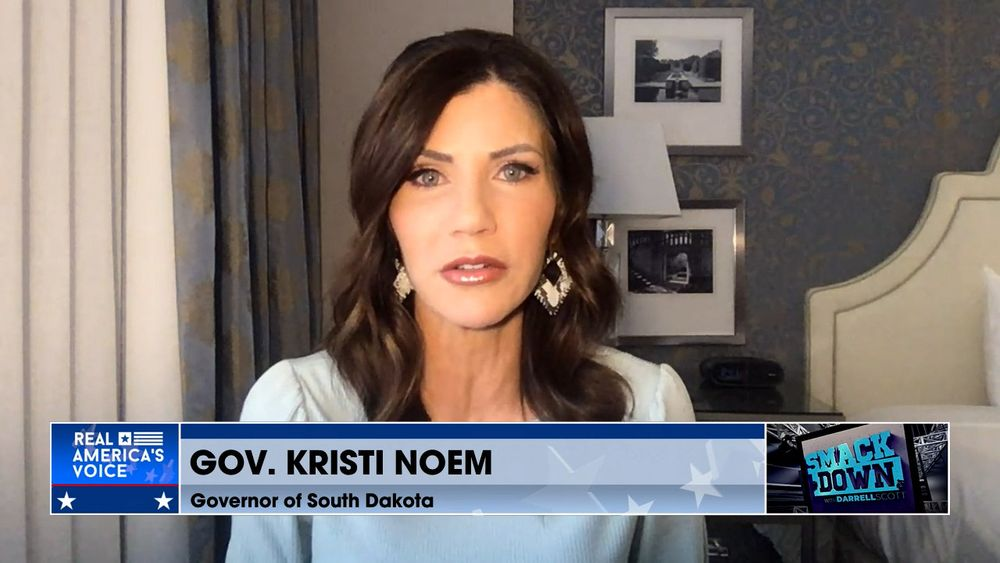 South Dakota Governor Kristi Noem Joins To Discuss Her Controversial Womens Sports Bill