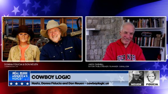Cowboy Logic Segment 7 - Guest Jack Cashill