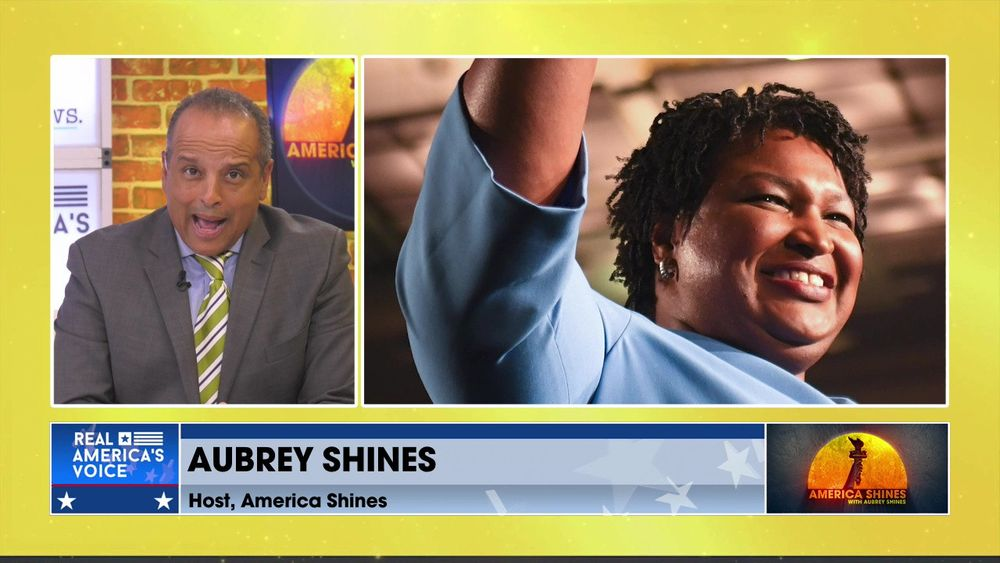 Face Of America, With Aubrey Shines - Stacey Washington blames conservatives again