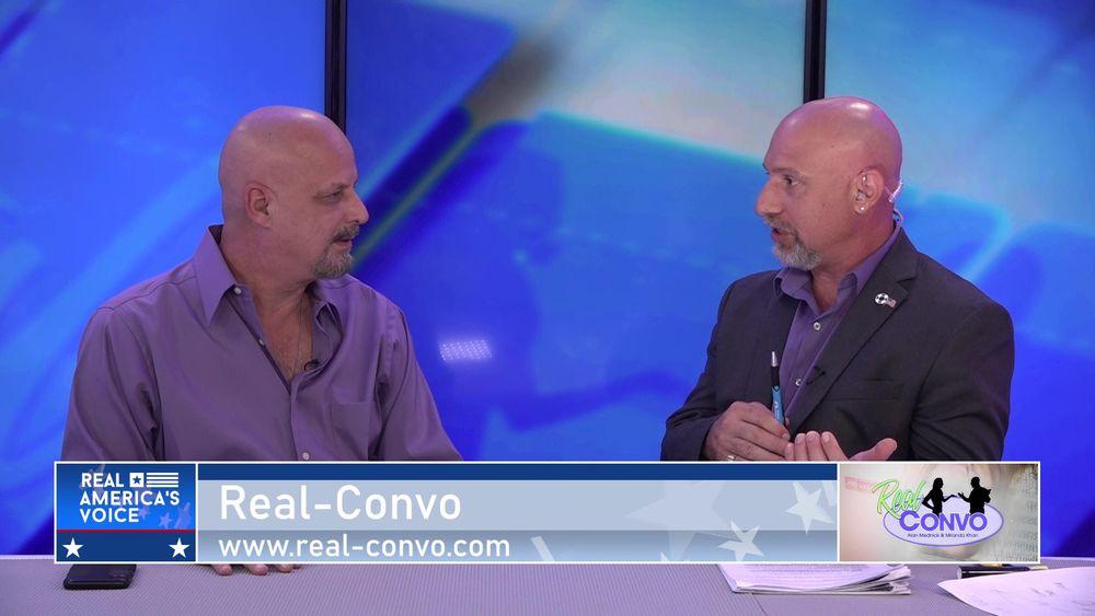 Real Convo With Miranda Khan - MICHAEL PANZECA Pt 4