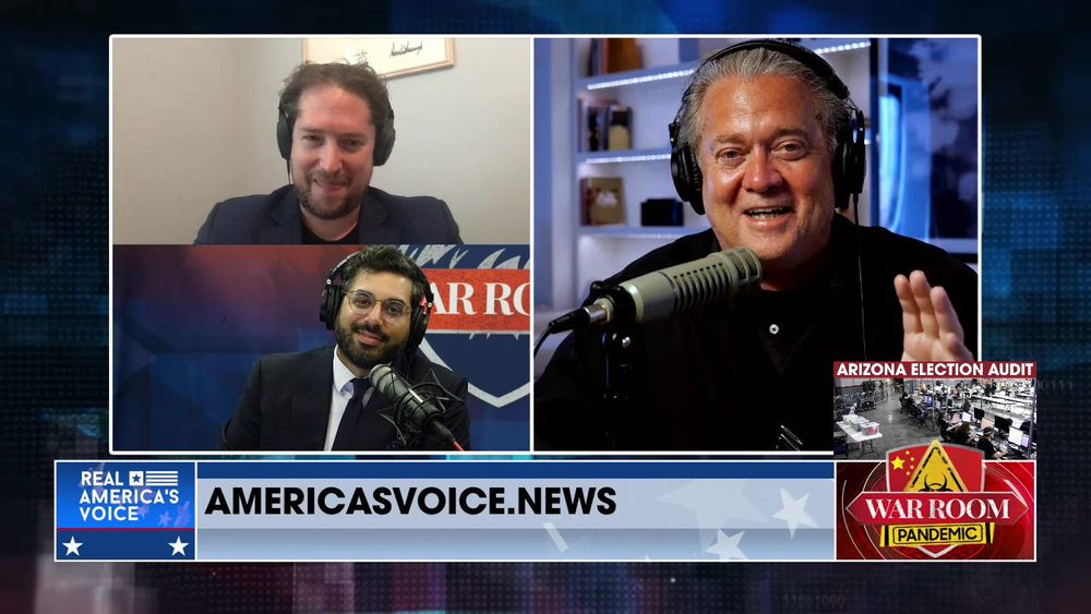 War Room Pandemic with Stephen K Bannon Episode 1005 Part 4