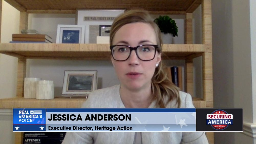 Jessica Anderson from Heritage Action talks about her org's new initiative: saveourelections.com