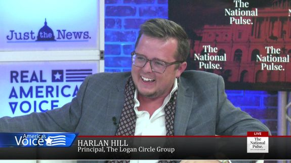 Harlan Hill & Raheem Kassam Talk About The State Of Media and Politics