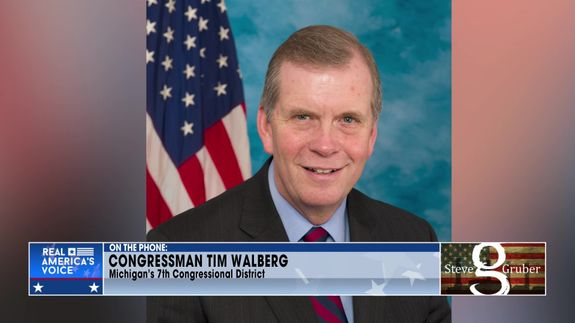 Congressman Tim Walberg June 11 2021