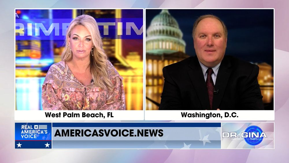 John Solomon and Rep. Louie Gohmert Join Dr. Gina Prime Time