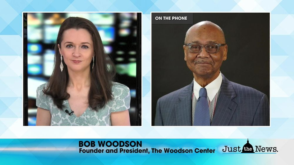 Bob Woodson, President, the Woodson Center - Voice of Black Mothers against defunding police