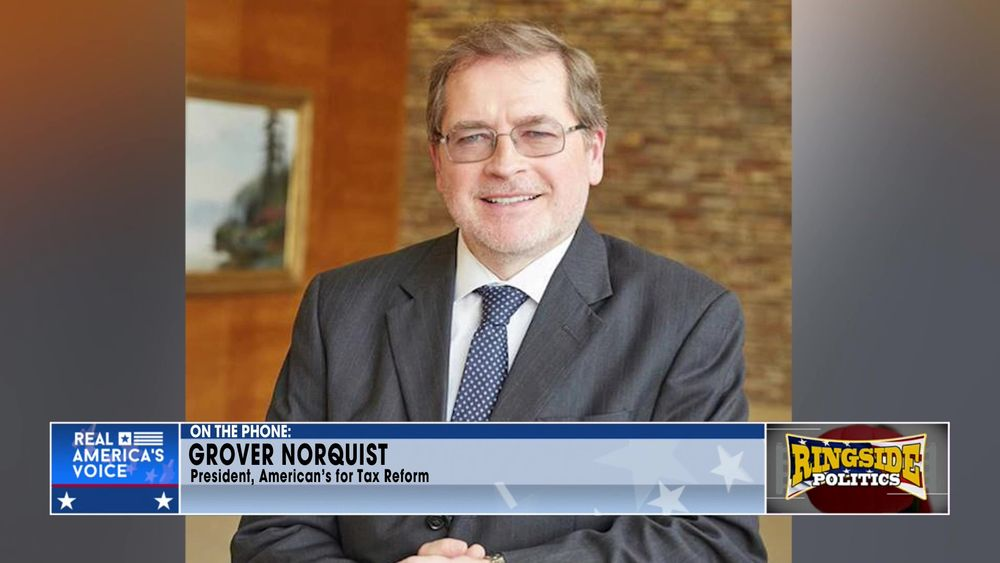 Grover Norquist May 7 2021