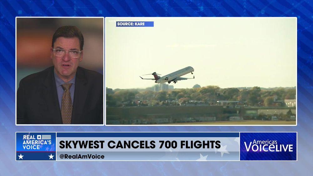 Regional Carrier Sky West Cancels 700 U.S. Flights