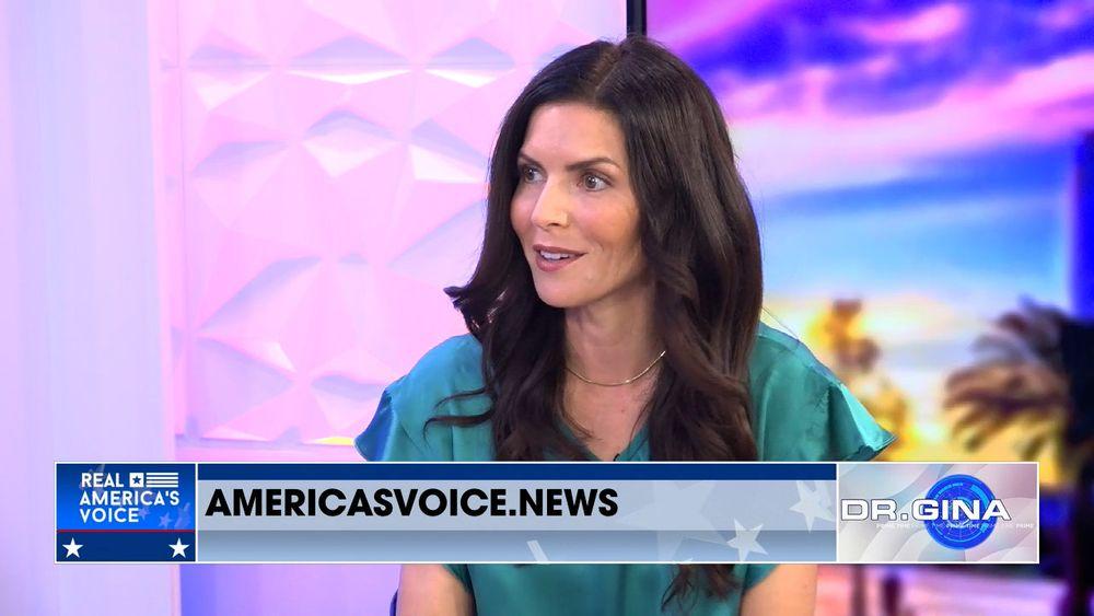Maggie Vandenberghe Joins Dr. Gina Live in Studio