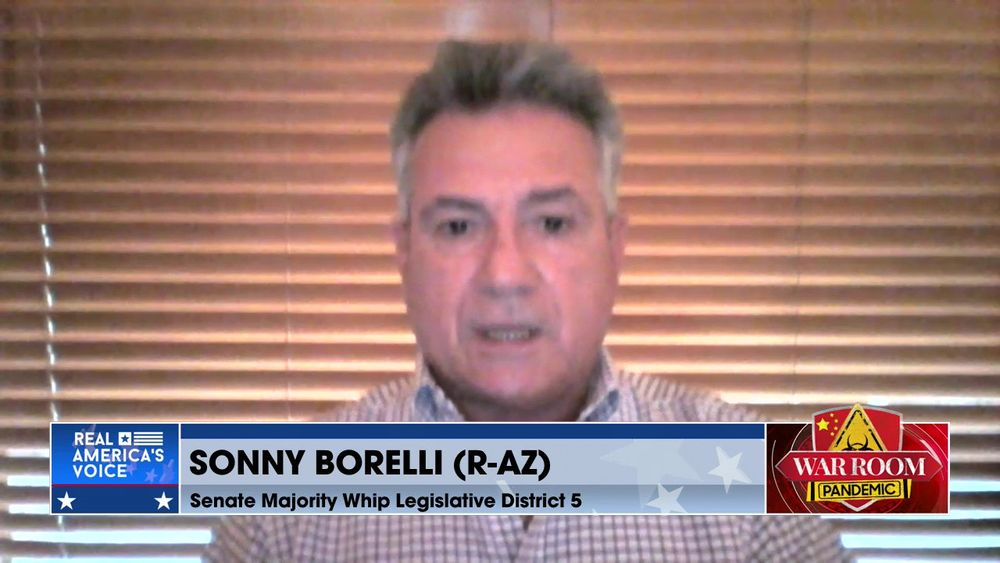Sonny Borelli Joins Steve and Jack to Discuss the Arizona Election Audit