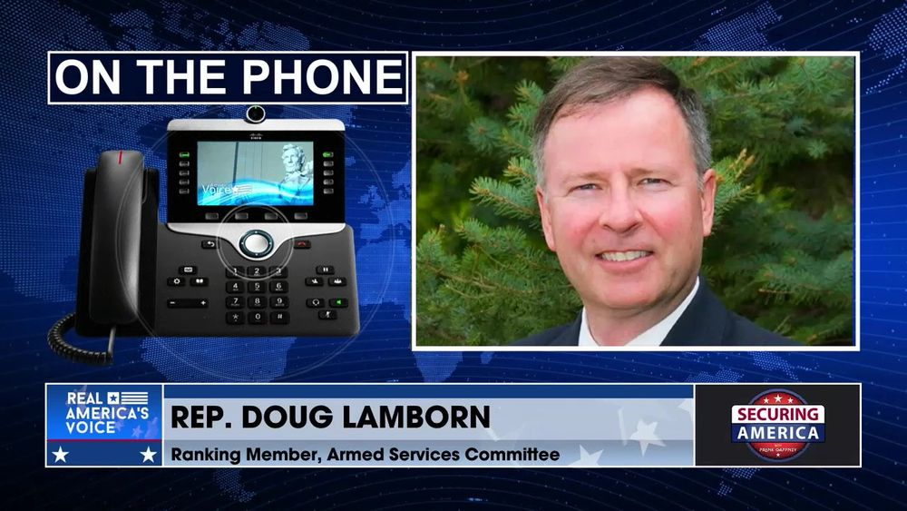 Rep. Doug Lamborn talks about the prospects of increasing purges within the US military