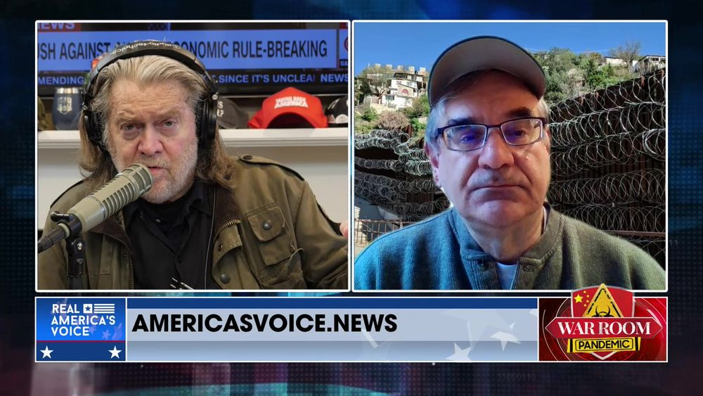 War Room Pandemic with Stephen K Bannon Episode 744 Part 2