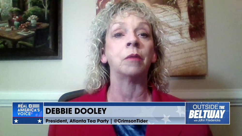 Debbie Dooley Joins to Discuss Vernon Jones and The Upcoming Georgia Election