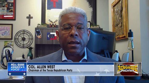 Col. Allen West April 8 2021