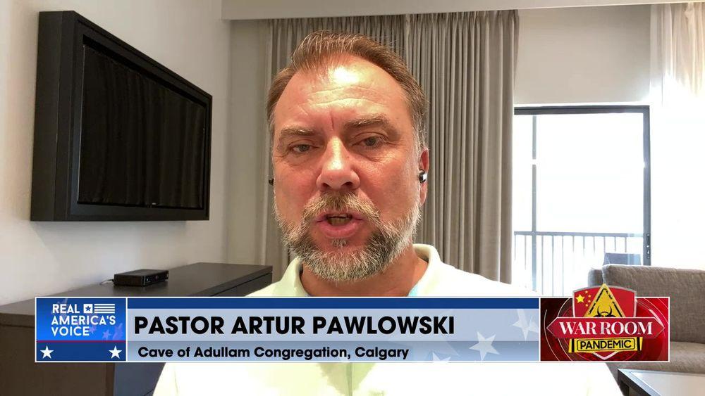 Pastor Artur Pawlowski Joins Steve to Discuss Violence against His Church