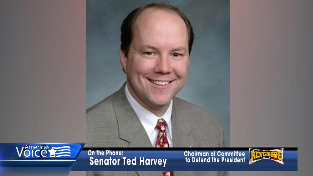 Senator Ted Harvey January 8 2021