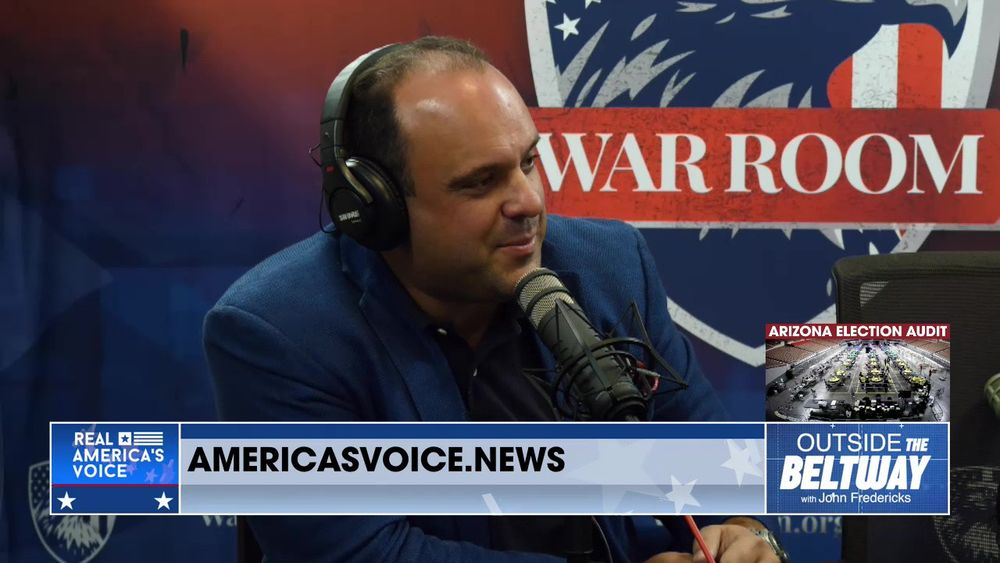 Outside The Beltway With Special Guest Host Stephen K. Bannon Part 4