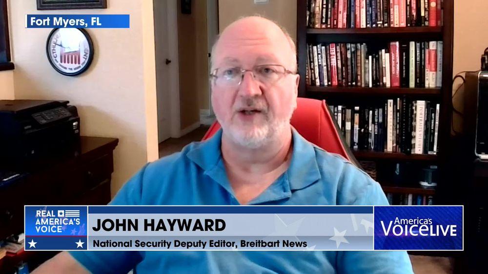 China Wants To Aquire The US Within 15 Years, JOHN HAYWARD JOINS TUDOR DIXON TO DICUSS