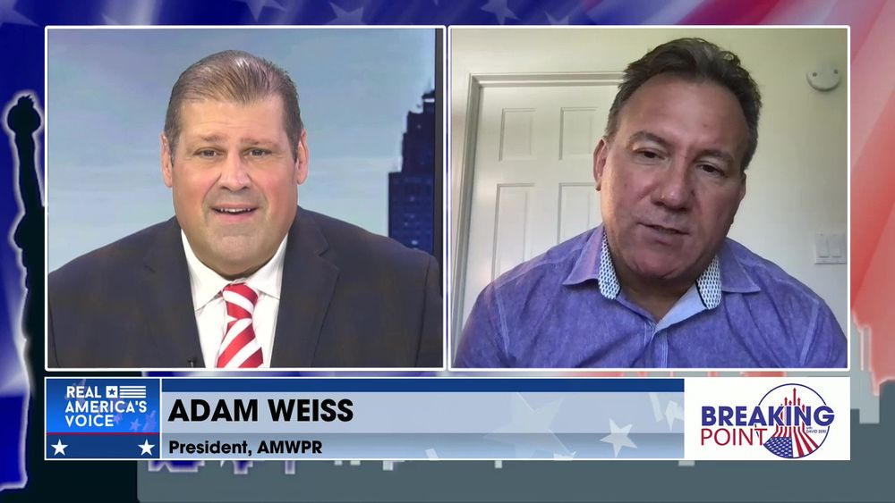 David Zere Is Joined By AMWPR President, Adam Weiss