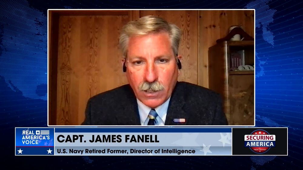 Capt. James delves into the Chinese threat in the wake of the U.S. withdrawal from Afghanistan