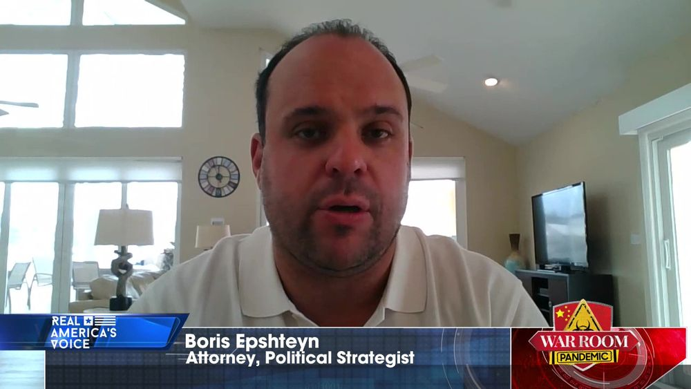 Boris Epshteyn Joins War Room with a Wall Street Update