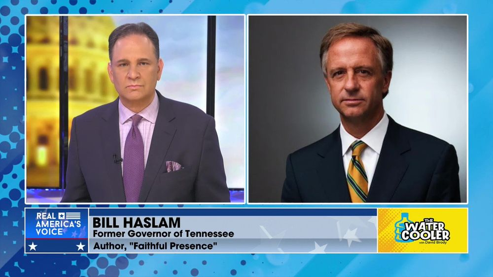 Fmr. TN Governor Bill Haslam on his new book: how America can unite