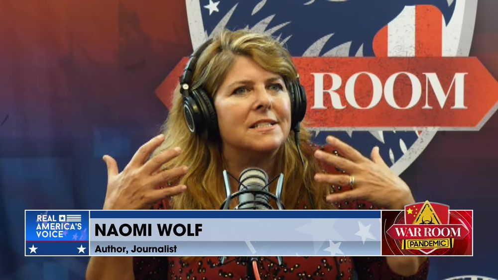 Naomi Wolf Joins Steve to Discuss the US Pullout from Afghanistan