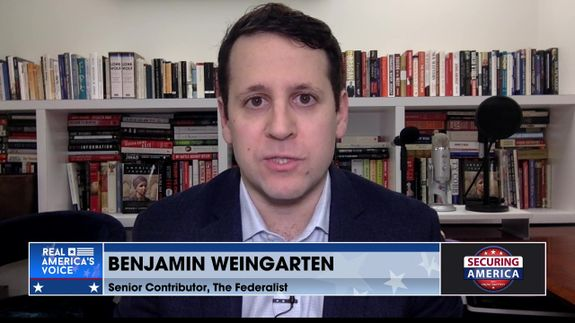 Ben Weingarten explains how China is dominating the international community