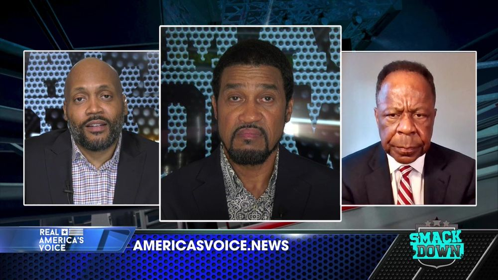 Leo Terrell Stays on With Darrell and James Talking About The Trump Campaign
