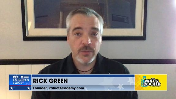 """Rick Green on whether Allen West should run for Governor of Texas: """"I think it'd be great if he ran"""""""