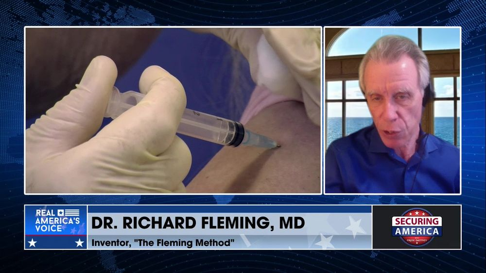 Dr. Richard Fleming talks about the alleged pitfalls of today's COVID vaccines