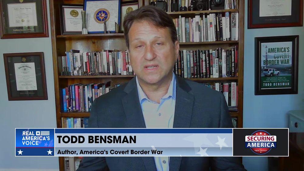 Todd Bensman: Amid Border Crisis, Feds Offer Reward for Capture of Pakistani Alien Smuggler