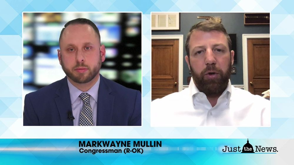Rep. Markwayne Mullin (R-OK) - Biden EOs to close pipelines is politically motivated and bad for US