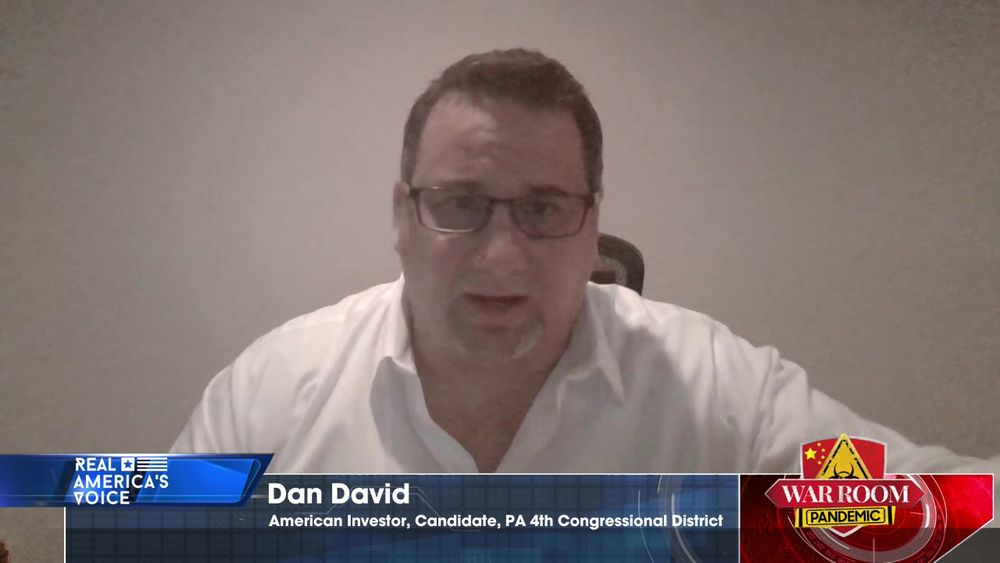 Dan David Joins War Room to Discuss the GameStop Wall Street Stock Issues