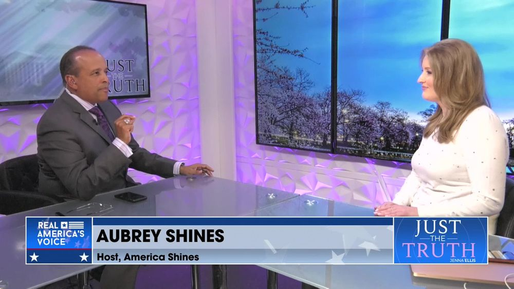 Jenna Ellis is Joined by Host of America Shines, Aubrey Shines Part 3