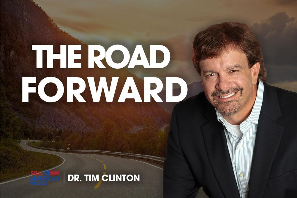 Dr Tim Clinton TheRoadForward 20210411