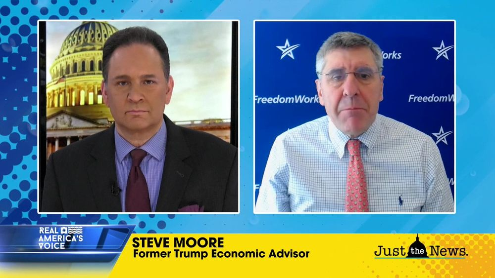 Steve Moore, Fmr. Trump Economic Advisor: on Biden's $1.9T COVID Stimulus Bill