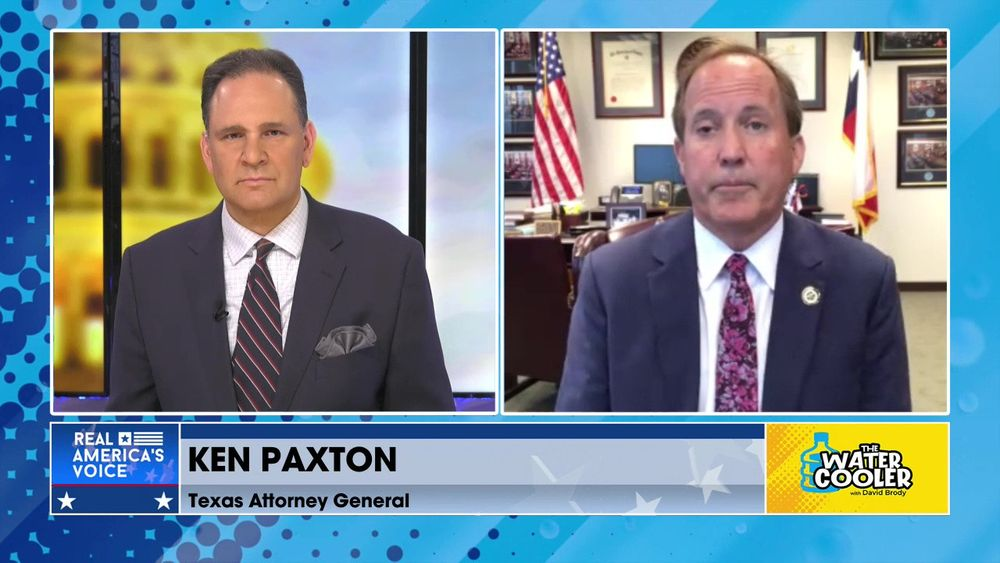Ken Paxton / Texas Attorney General: Lots of Secrecy at Immigration Detention Facilities in Texas