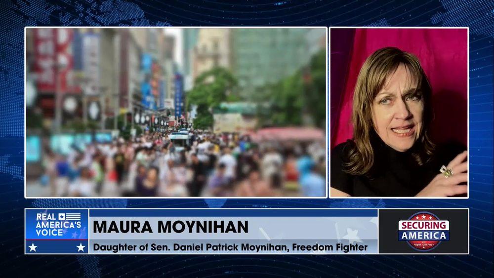 Maura Moynihan talks about the upcoming Captive Nations Week
