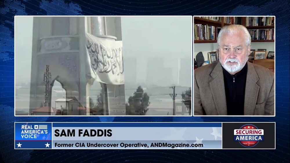 Sam Faddis talks about the Taliban's new government in Afghanistan