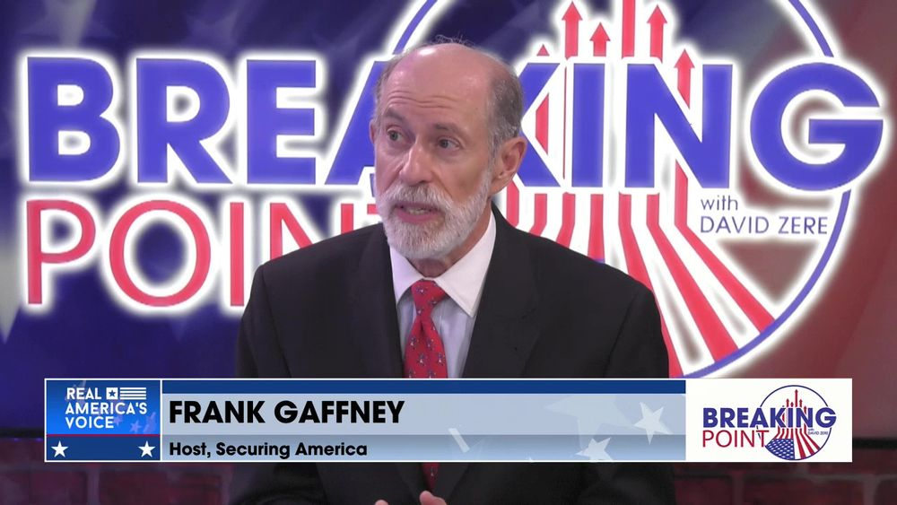David Zere Is Joined By Host of Securing America, Frank Gaffney
