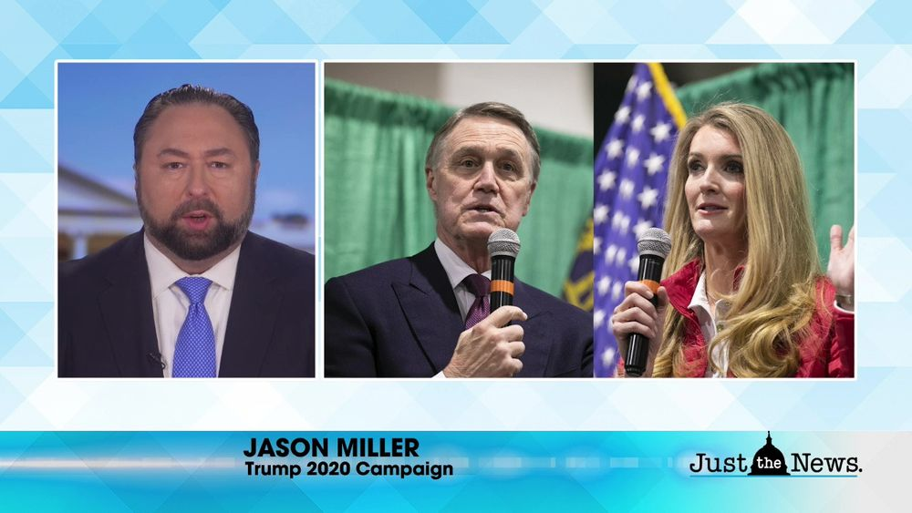 Jason Miller, Trump 2020 Campaign - Balance of power in Senate to be decided today in GAv